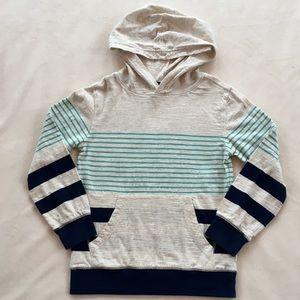 Gap Kids Pullover Hooded Sweatshirt Size M (8-9y)